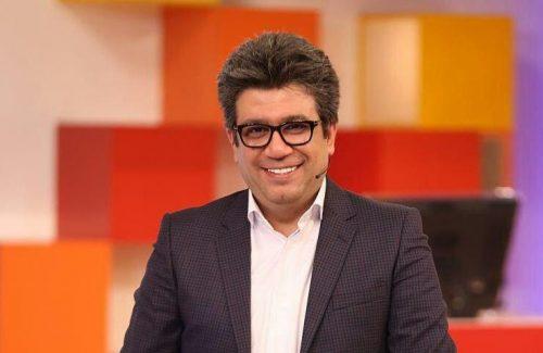 رضا رشیدپور مجری ایرانی