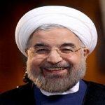 تیپ متفاوت حسن روحانی در منزلش هنگام تماشای دیدار ایران-مراکش!