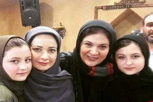 تیپ های بازیگران زن سریال پایتخت در کنار مرجانه گلچین!