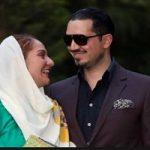جشن سالگرد ازدواج مهناز افشار و همسرش یاسین رامین!