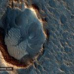 واضح ترین و جالب ترین تصاویر از سطح سیاره مریخ