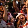 تصاویری دیدنی از طرفداران ایرانی در جام جهانی ۲۰۱۸ روسیه
