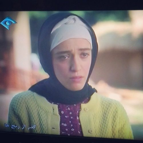فائزه علوی بازیگر
