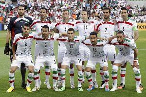 تیپ متفاوت و خاص بازیکنان تیم ملی فوتبال ایران