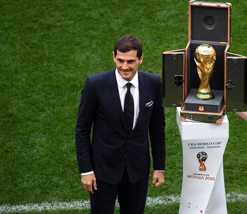 مراسم افتتاحیه جام جهانی
