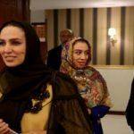 تصاویری از بازیگران زن در مراسم افطاری جشنواره چهل چراغ