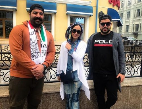 هنرمندان معروف ایرانی در روسیه