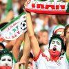 ابتکار جالب هواداران تیم ملی ایرانی در روسیه که سوژه شد!