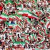 تصاویری از هواداران تیم ملی ایران با کلاه مخملی