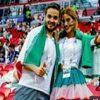 ماجرای عکس پسر سردار عبدالهی و همسر بیحجابش در جام جهانی!!