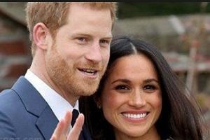پوشش مگان مارکل به سبکی متفاوت در یک مراسم سلطنتی!!