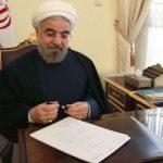 پیام حسن روحانی خطاب به قهرمانان سربلند تیم ملی کشورمان!