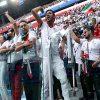 جشن و پایکوبی در تهران بعد از پیروزی تیمملی مقابل مراکش!