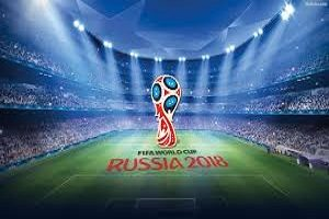 کاپ جام جهانی ۲۰۱۸ روسیه رونمایی شد