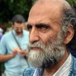 گریم جدید و متفاوت کریم اکبریمبارکه بازیگر ایرانی