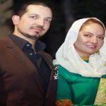 جنجال توئیتری مهناز افشار برای برادران و دادگاه همسرش!