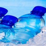 هشدار , به هیچ وجه آب معدنی یخ زده نخورید!!