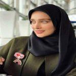 عکس های آناشید حسینی عروس جنجالی سفیر و مدل معروف!