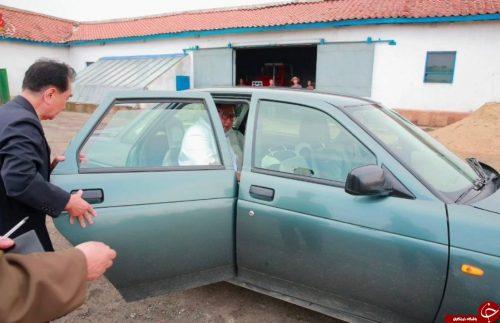 اتومبیل کیم جونگ اون