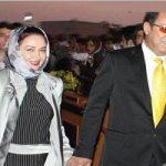ازدواج مجدد کتایون ریاحی بازیگر معروف با مسعود بهبهان!