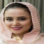 عکس های جدید و متفاوت الناز حبیبی به عنوان مدل آرایشی!
