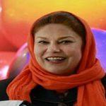 مهرانه مهین ترابی با چهره ای جوان در تولد ۶۱ سالگی اش!