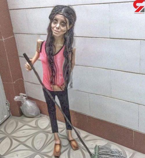سحر تبر دختر ایرانی