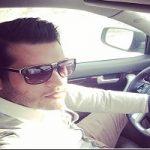 خوشگذرانی سیاوش خیرابی بازیگر معروف در دبی!