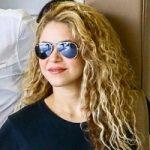 عکس با حجاب شکیرا خواننده زن معروف در لبنان!