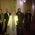 تصاویری از تیپ عوامل فیلم امیر بر فرش قرمز کارلووی واری!