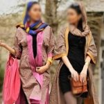 جولان مانتوهای عجیب و نامتعارف تابستانی در بازار تهران!!