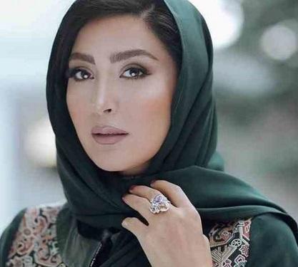 مریم معصومی بازیگر زن معروف