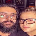 سوژه شدن موهای عجیب مهدی دارابی خواننده هوروش بند!!