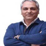 مهران مدیری هنرمند سینما و تلویزیون سمت ورزشی گرفت