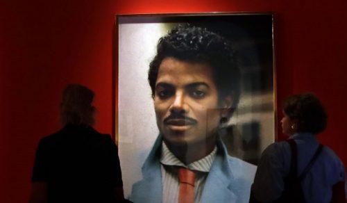 نمایشگاه مایکل جکسون