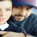 تبریک متفاوت احسان خواجه امیری برای تولد همسرش لیلا ربانی!