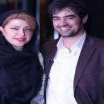 پریچهر قنبری همسر شهاب حسینی با فرزندانش در آمریکا!