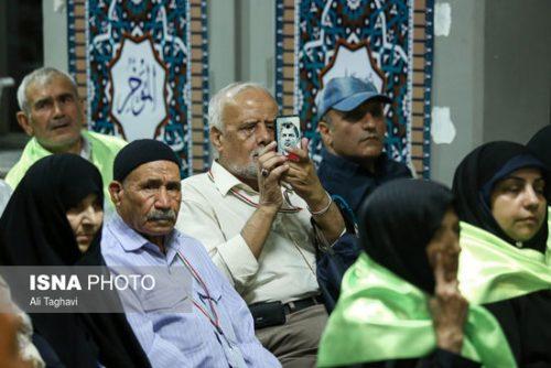 کاروان حجاج ایرانی