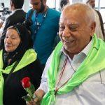 تصاویری از مراسم بدرقه اولین کاروان حجاج ایرانی!