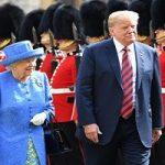 ترامپ گفتگوی خصوصی خود با ملکه انگلیس را فاش کرد!!