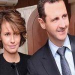 ابتلای اسماء اسد , همسر بشار اسد به سرطان سینه!!