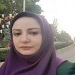 وقتی الهام ملک محمدی مجری شبکه خبر از کوره در رفت!!