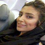 عکسی از تبلیغ الهام عرب برای عینک دودی در ارمنستان!
