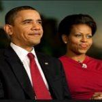 تبریک میشل اوباما برای تولد همسرش باراک!