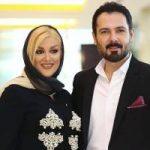 جشن تولد پونه یزدانی همسر کوروش تهامی!