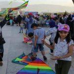 جشنواره بزرگ بادبادکها در برج میلاد با حضور خانواده های تهرانی!