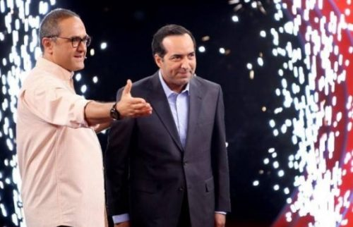 خندوانه با حضور حسین انتظامی