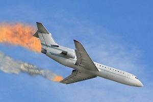 اولین تصاویر از سقوط هواپیمای مسافربری در مکزیک را ببینید!