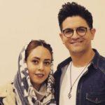 عکس های جدید سینا شعبانخانی و همسرش با تیپ های خاص!
