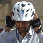افتتاح طرح پلیس دوچرخه سوار   پلیس تهران را با این هیبت ببینید!